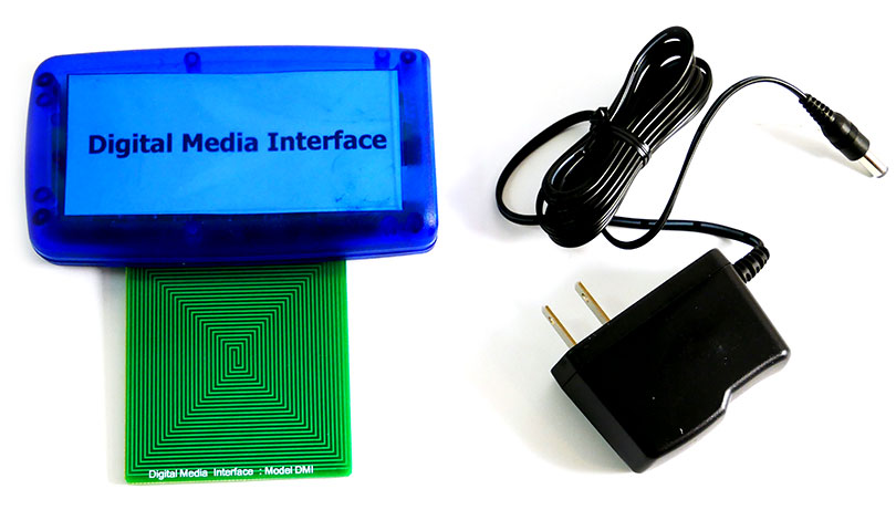 Digital Media Interface (DMI) for the ABPA A2 and AM3 Matrix Instruments